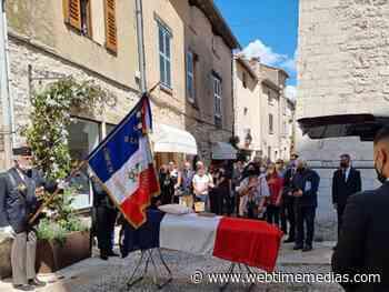Saint-Paul de Vence : la communauté sophipolitaine réunie pour l'adieu à Pierre Laffitte | WebtimeMedias - Webtimemedias.com