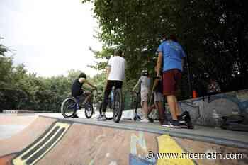 Les voisins du skatepark de Vence se plaignent de nuisances, voici la solution proposée par la mairie pour rouvrir la structure - Nice-Matin
