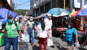 Hoy y mañana está cerrada la plaza de mercado de Piedecuesta - Caracol Radio