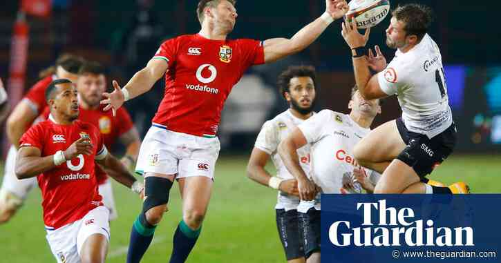 Lawes and Biggar braced for major physical confrontation against South Africa   Robert Kitson