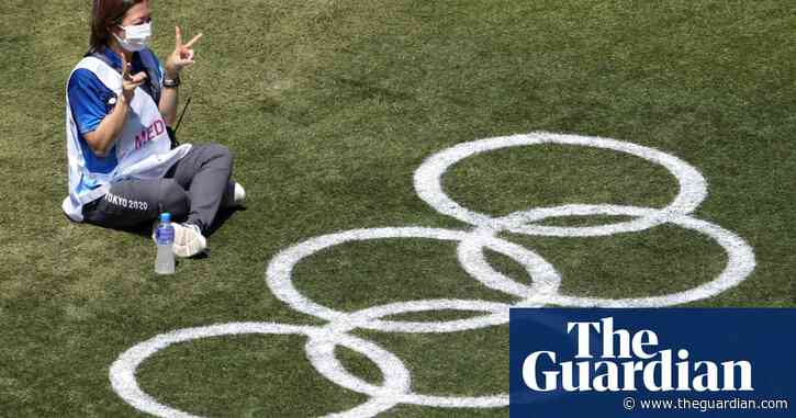 Olympics to begin but softball opener is unlikely to distract a fearful nation   Justin McCurry