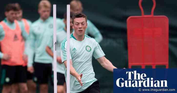 Rehabilitated Callum McGregor handed Celtic captain's armband   Louise Taylor