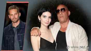 "Paul Walker und Meadow - Vin Diesel deutet ""Fast & Furious""-Sensation an - BILD"