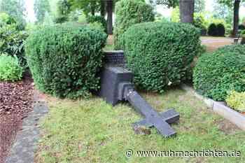 Was am Dienstag in Schwerte wichtig ist: Vandalismus auf Friedhof - Ruhr Nachrichten