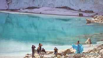Laguna Esmeralda, un pedazo del polo en La Paz - Diario Pagina Siete