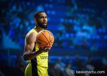 CJ Harris débarque à Bourg-en-Bresse - - BasketActu.com