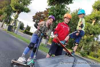 Pop-up skatepark verplaatst zich deze zomer (Wemmel) - Het Nieuwsblad