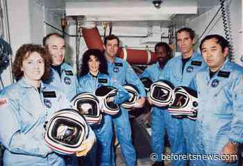 Challenger Astronauts are alive… proof