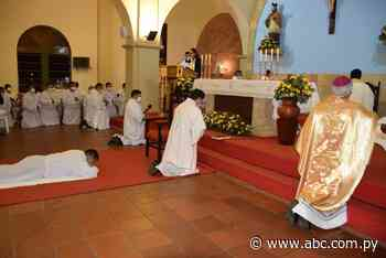 Ordenan diácono permanente en la Iglesia de San Juan Nepomuceno - Nacionales - ABC Color