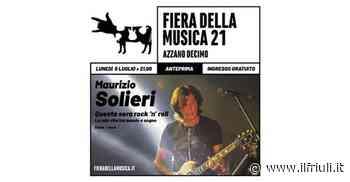 09.12 / Maurizio Solieri in concerto ad Azzano Decimo - Il Friuli
