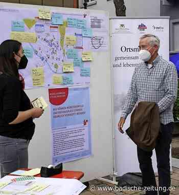 Ideen münden in viele Gespräche - Titisee-Neustadt - Badische Zeitung