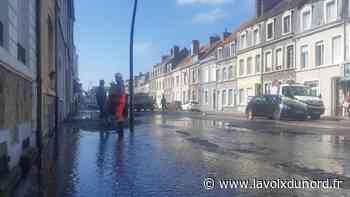 Coupure d'eau à Boulogne-sur-Mer : la situation est revenue à la normale - La Voix du Nord