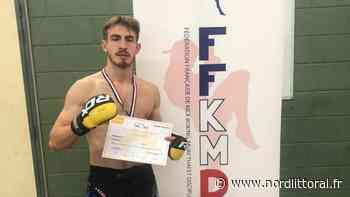 Boulogne-sur-Mer : Maxime Boucher, vice-champion de France de Pancrace - Nord Littoral
