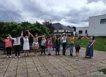 Saint-Aubin-lès-Elbeuf. Concours national d'Handidanse : Les résidents du foyer du Cerisier récompensés - actu.fr