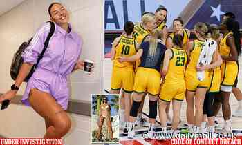 Australian basketball star Liz Cambage is investigated by sport's ruling body over conduct breach'