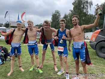 Triathleten aus Kleinostheim trumpfen am Rothsee beim zweiten Zweitligarennen der Saison auf - Main-Echo