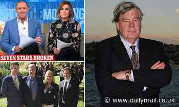 Television legend David Leckie dies aged 70