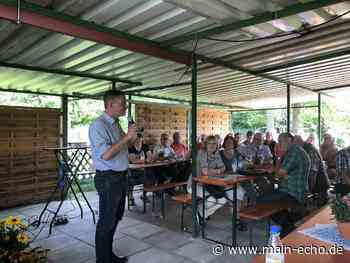 Jahreshauptversammlung mit Neuwahlen beim Kreisverband für Gartenbau und Landespflege Aschaffenburg eV - Main-Echo
