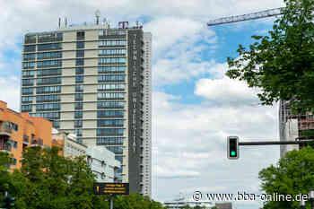 Nächte der Architektur an der TU Berlin - Gebäude wird Projektionsfläche - bba - bau beratung architektur