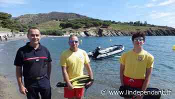 Port-Vendres : les deux plages de la baie de Paulilles sont surveillées - L'Indépendant