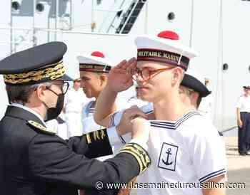 Port-Vendres : 23 jeunes de 16 à 21 ans sous l'uniforme pour recevoir leur brevet - La Semaine du Roussillon