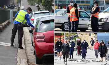 Parking rules in some Sydney suburbs relaxed during Covid-19 lockdown but not for residents in Bondi