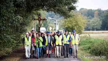 Wallfahrt von Werne nach Werl findet wieder statt - mit gewissen Regeln - Westfälischer Anzeiger