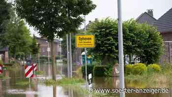 Hochwasser in NRW: Evakuierung nach Dammbruch in Ophoven im Kreis Heinsberg - Soester Anzeiger