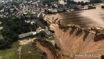 Flut-Katastrophe: 133 Tote! Damm bei Heinsberg gebrochen - KUKKSI
