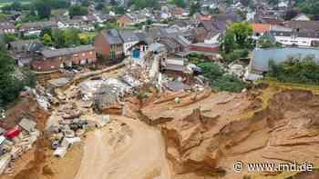 Unwetter-Liveticker: Mindestens 106 Tote, 700-Einwohner-Ort im Kreis Heinsberg wird evakuiert - RND