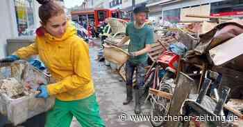Liveblog: Hochwasser in Aachen/Düren/Heinsberg - Aachener Zeitung