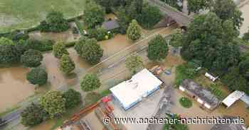 Hochwasser im Kreis Heinsberg: Wo die Rur Häuser flutet - Aachener Nachrichten