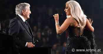 """""""Ein letztes Mal"""" - Tony Bennett und Lady Gaga kündigen 2 Konzerte an - Kronen Zeitung"""