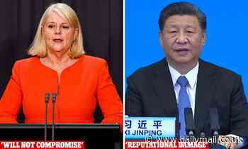 Australia warns China will face consequences for huge cyber attack