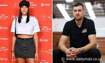 Andrew Bogut slams comments Liz Cambage made during 'fight with Nigerian basketball team' -