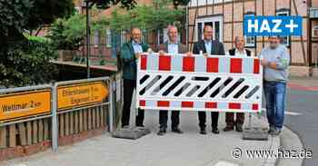 Burgwedel Thönse: Ende der Baustellen für Ortsdurchfahrt und Radwege - Hannoversche Allgemeine