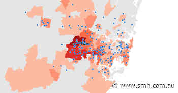 NSW coronavirus data: See whether there are any active COVID-19 cases in your postcode - The Sydney Morning Herald