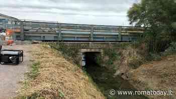 Piana del Sole, iniziati i lavori in via Sabbadino: dopo 3 anni arriva un ponte provvisorio - RomaToday