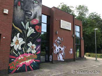 Streetart brengt Reynaert op straat in siert Sint-Gillis-Waas - Waaskrant.be