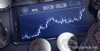 IOTA price analysis: MIOTA risks 16% dump - CoinJournal