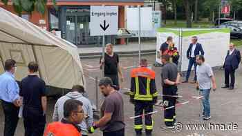 200 lassen sich spontan in Bad Arolsen impfen - HNA.de