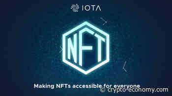 Will IOTA's Almost Feeless NFT Marketplace Help Boost MIOTA's Price? - Crypto Economy