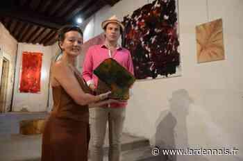 Une exposition mêlant peinture, danse et ardoises au château fort de Sedan - L'Ardennais
