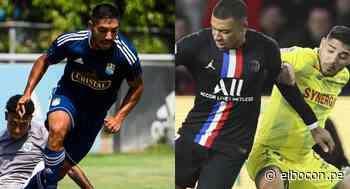 Sporting Cristal: Percy Prado, de enfrentar a Neymar y Mbappé a ser suplente para Mosquera - El Bocón