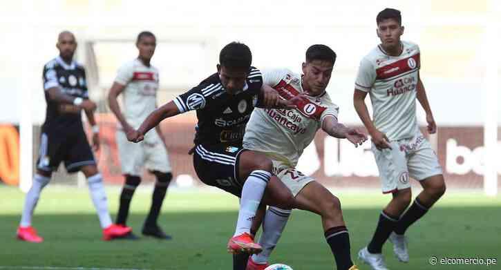 Sporting Cristal vs. Universitario: fecha y hora confirmada del encuentro por la Liga 1 - El Comercio Perú