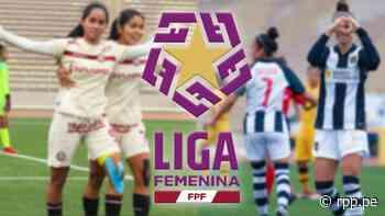 Tabla de posiciones, programación y resultados de la fecha 8 de la Liga Femenina - RPP Noticias