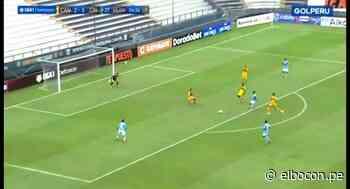 Sporting Cristal vs. Cantolao: 'Canchita' Gonzáles marcó el 4-2 para el triunfo celeste   VIDEO - El Bocón