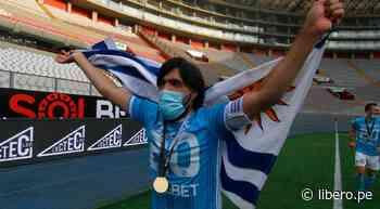 Jorge Cazulo fue presentado en Sporting Cristal como técnico de la Reserva - Libero.pe