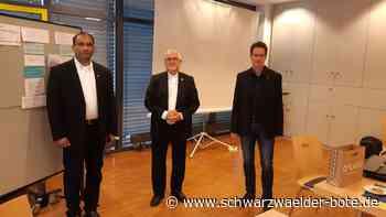 Visite aus Rottenburg in Balingen - Bischof Fürst setzt auf Synodalen Weg - Schwarzwälder Bote