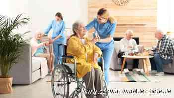 Ortschaftsrat Ergenzingen - Rottenburger Hospitalstiftung baut Pflegeheim - Schwarzwälder Bote